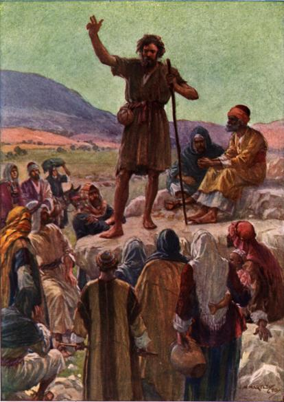 Image result for the prophet john