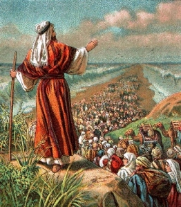 Bible card Illustration published 1907  by Providence Lithograph Company