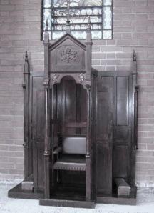 Iglesia de San Joaquín Confessional