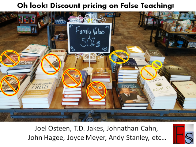 DiscountFalsehood