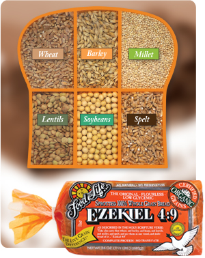 Ctt Ezekiel 4 9 Bread Faithful Stewardship